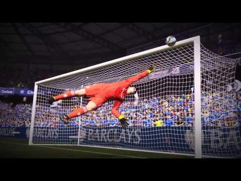 """""""Barclays"""" - Banner im Spiel FIFA 16"""