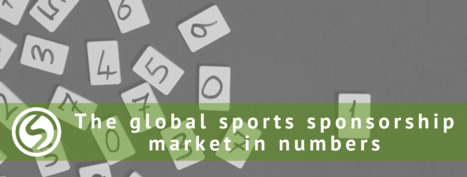 Sponsoo blog post The Global Sports Market in Numbers