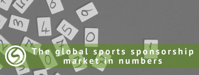 Sponsoo blog post The Global Sports Market in Numbers